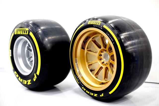 Pirelli da 18 pollici