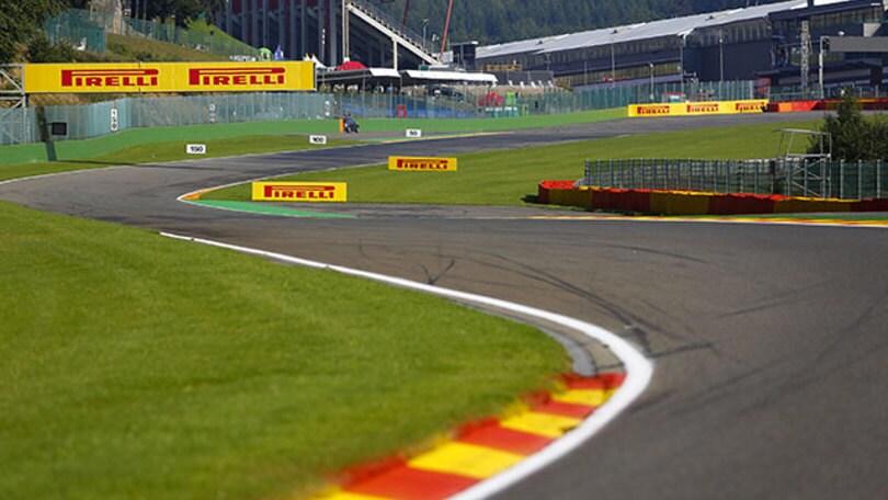 Circuito Spa : Spa un circuito che scarica autosprint