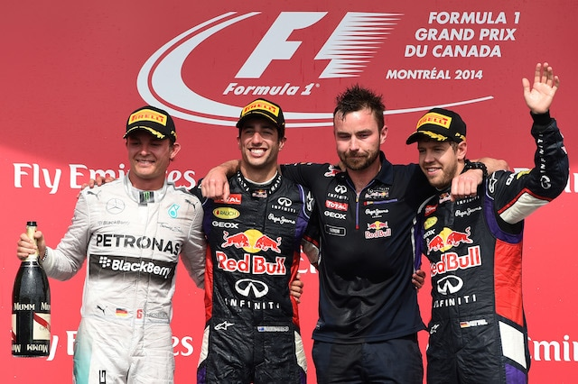 Formula One World Championship, Rd7, Canadian Grand Prix, Race Day, Montreal, Canada, Sunday 8 June 2014.