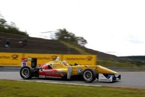 FIA Formula 3 European Championship, round 9, race 2, Nürburgring (GER)