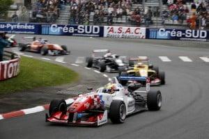 FIA Formula 3 European Championship, round 3, race 1, Pau (FRA)