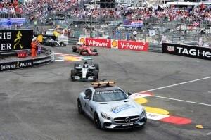 Monaco Grand Prix Race