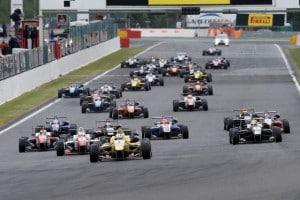 FIA Formula 3 European Championship, round 5, race 1, Spa-Francorchamps (BEL)