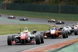 FIA Formula 3 European Championship, round 5, race 2, Spa-Francorchamps (BEL)