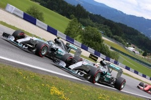 Austrian Grand Prix Race