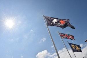 British Grand Prix Preparations