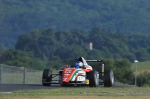 Ralf Aron (Prema Power Team,Tatuus F.4 T014 Abarth #99)