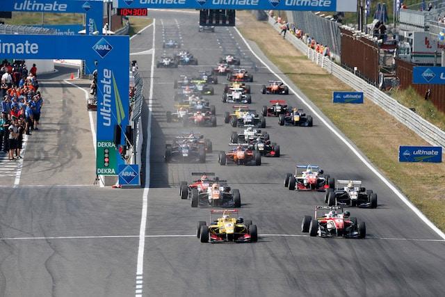 FIA Formula 3 European Championship, round 7, race 1, Zandvoort (NED)