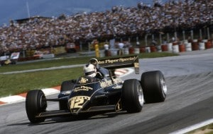 Formula One World Championship, Rd 11, Austrian Grand Prix, Osterreichring, 14 August 1983