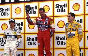 Formula One World Championship, Rd7, British Grand Prix, Silverstone, England, 12 July 1987.