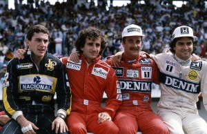 Formula One World Championship, Rd 14, Portugese Grand Prix, Estoril, 21 September 1986