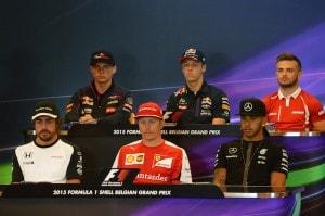 Belgian Grand Prix Preparations