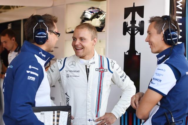 Belgian Grand Prix Qualifying