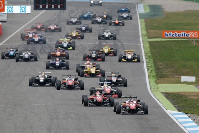 FIA Formula 3 European Championship, round 11, race 1, Hockenheim (GER)