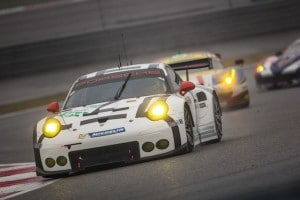 Car #91 / PORSCHE TEAM MANTHEY (DEU) / Porsche 911 RSR / Richard Lietz (AUT) / Michael Christensen (DNK)- 6 Hours of Shanghai at Shanghai International Circuit - Shanghai - China