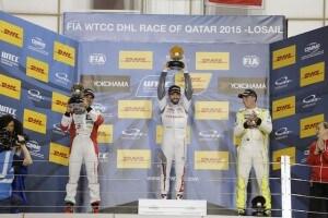AUTO - WTCC LOSAIL 2015