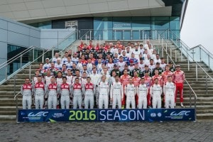 WEC Driver Collective - Silverstone Circuit - Towcester, Northamptonshire - UK