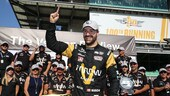 Hinchcliffe va in pole ad Indy