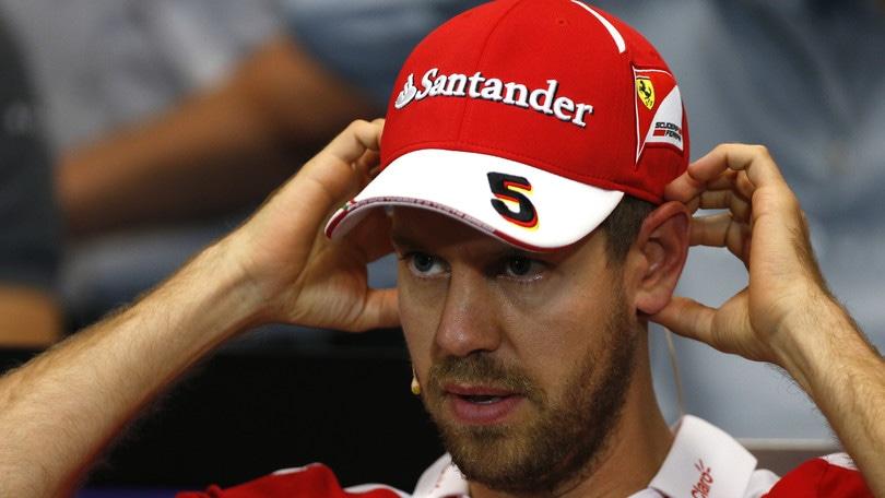 F1: Vettel, dubbi sul rinnovo: ''C'è tempo...''