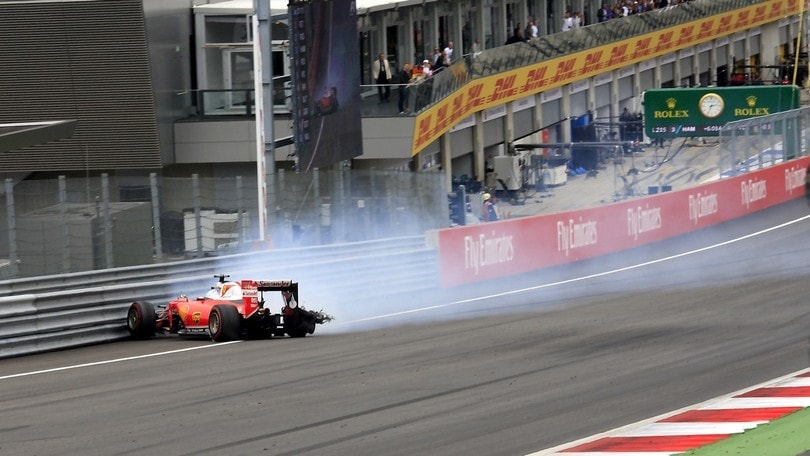 F1 Austria, Sebastian Vettel: