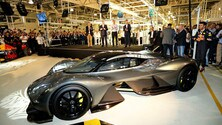 Aston Martin AM-RB 001, l'ultimo capolavoro di Newey