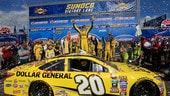 Nascar, Matt Kenseth conquista il New Hampshire