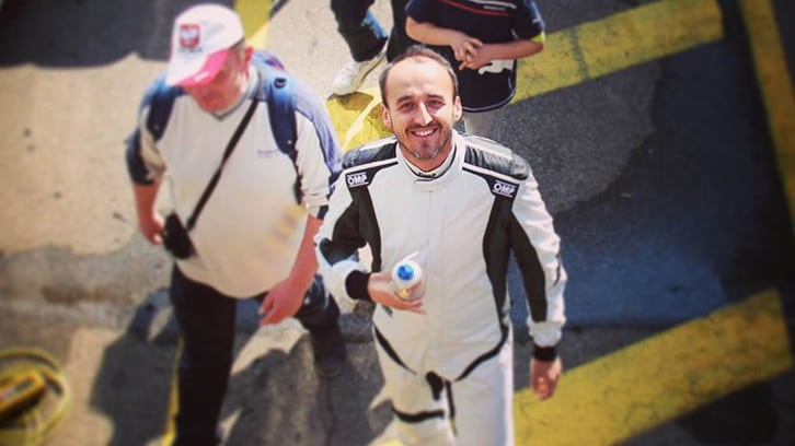 Kubica ci riprova nei rally