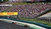 F1 Ungheria, il duello Raikkonen-Verstappen via radio