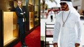 Hamilton e Rosberg: Formula social