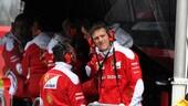 Allison lascia la Ferrari, Binotto a capo dell'ufficio tecnico