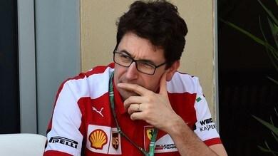 Ferrari, chi è Mattia Binotto