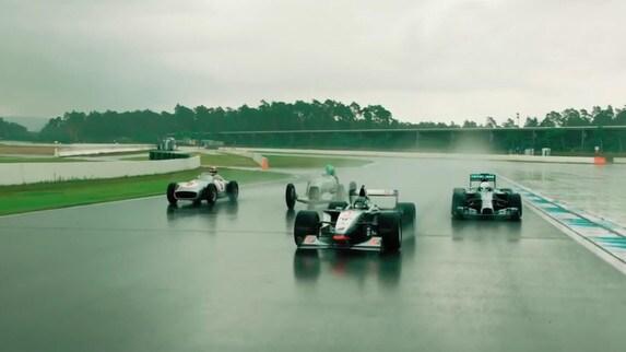 F1 Germania, le Frecce d'Argento già in pista a Hockenheim
