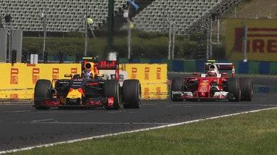 """Briefing """"caldo"""" per il GP in Germania"""