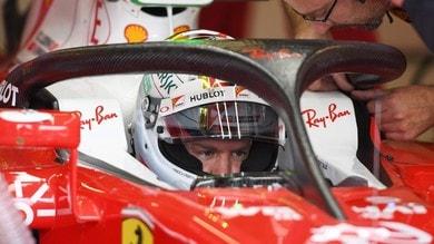 F1: Halo nel 2018, da Hockenheim team radio liberi