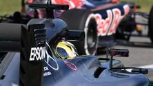 F1 Germania, Robserg precede Hamilton e Vettel nelle libere 1: foto
