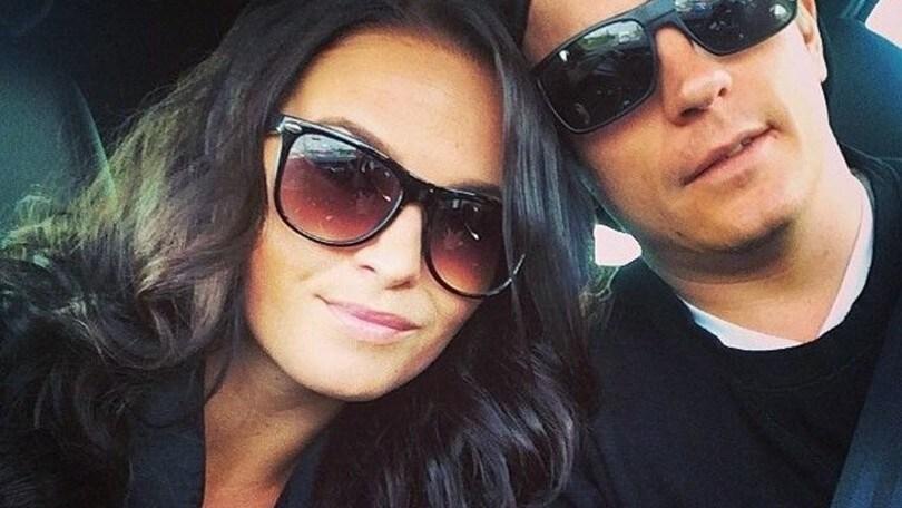 Fiori d'arancio per Kimi Raikkonen, nozze in Toscana