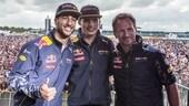 "F1, Horner: ""Ricciardo e Verstappen coppia affiatata"""