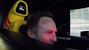 F1, Coulthard sfida Horner al simulatore