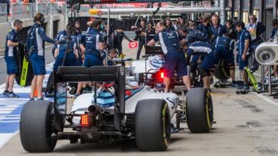 Formula 1, Williams è la regina dei pit stop