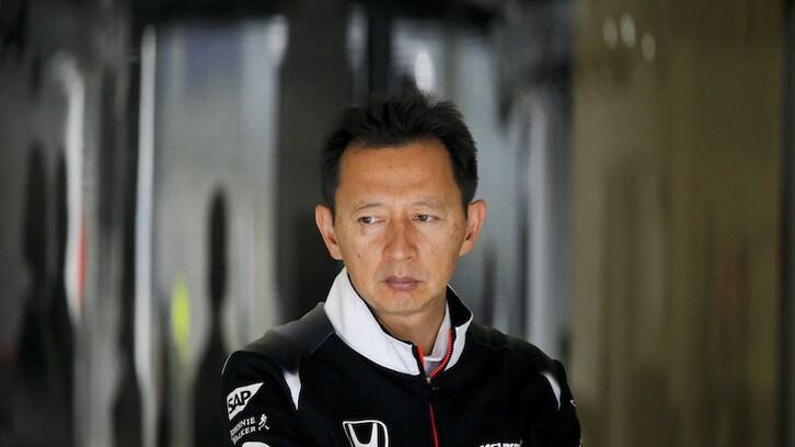 F1, Hasegawa: