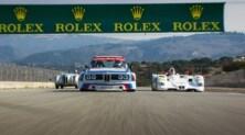 Monterey Motorsports Reunion, vintage show a Laguna Seca
