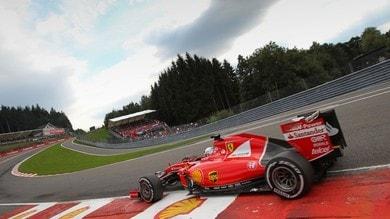Formula 1 Spa, stress al massimo per le gomme