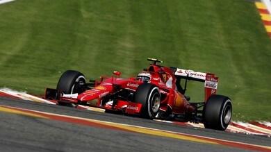 """F1, Raikkonen: """"A Spa condizioni difficili ma si sorpassa"""""""