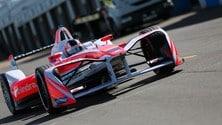Formula E, test Donington: foto