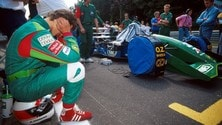 Spa 1991, l'esordio di Michael Schumacher in Formula 1: foto