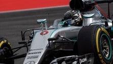 Formula 1 Spa, l'Halo debutta sulla Mercedes