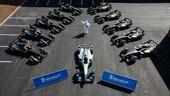 Formula E, confermati i telai Dallara fino al 2021