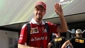 F1 Spa, Vettel: