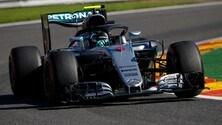 F1 Spa: Raikkonen segue le Mercedes nelle libere1