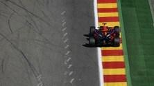 Formula 1 Spa, Red Bull davanti nelle FP2